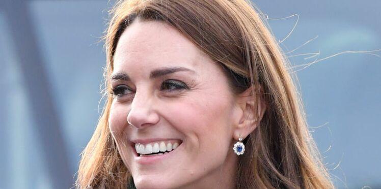 Kate Middleton, sa coiffure incroyable à la cérémonie des BAFTA
