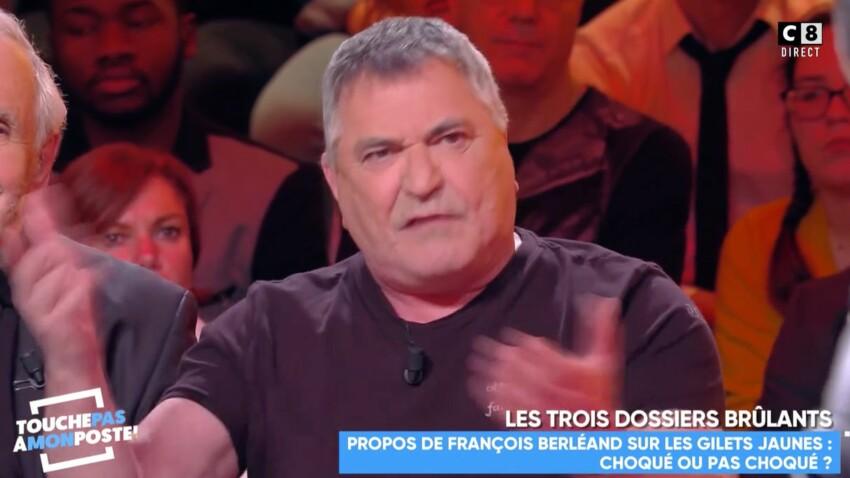 """Jean-Marie Bigard : """"choqué"""" par les propos de François Berléand sur les Gilets jaunes, il pousse un gros coup de gueule"""