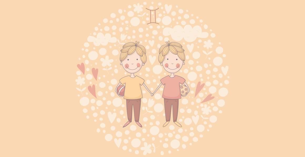 Compatibilité amoureuse pour le Gémeaux