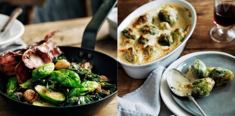 Chou de Bruxelles, nos meilleures recettes pour l'apprécier