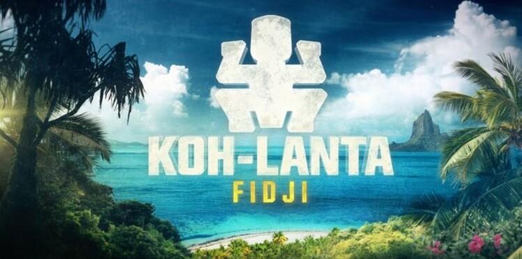 Photos - Koh Lanta 2019 : Denis Brogniart et Alexia Laroche-Joubert dévoilent les nouveautés de la prochaine saison