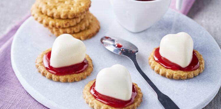 Mini passion Cheesecake