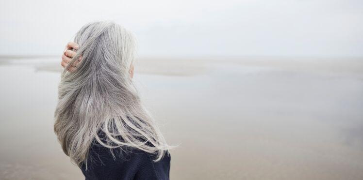 Grombre : la couleur de cheveux naturelle ultra tendance en 2019
