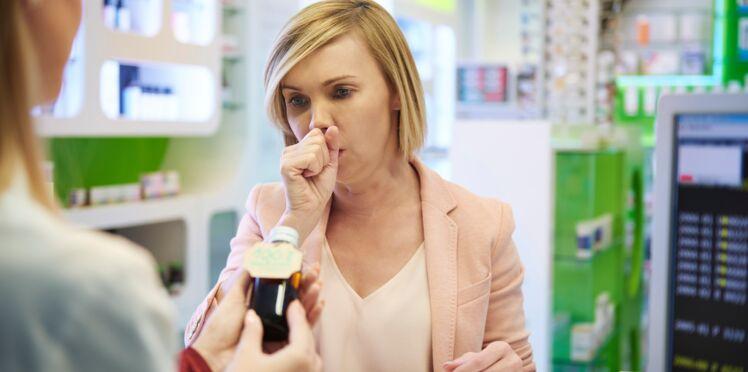 Un médicament contre la toux retiré de la vente et rappelé en raison de risques cardiaques