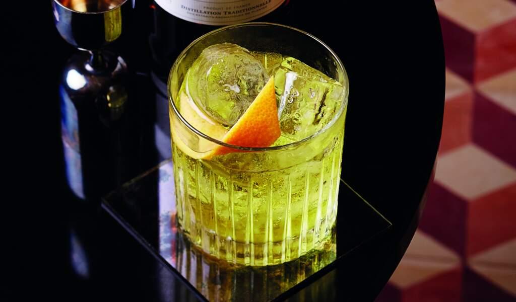 Cocktail White Negroni