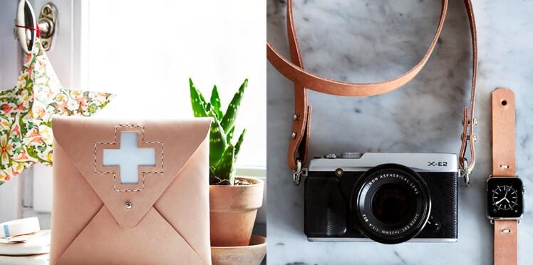 8 créations faciles et pas chères à faire avec du cuir