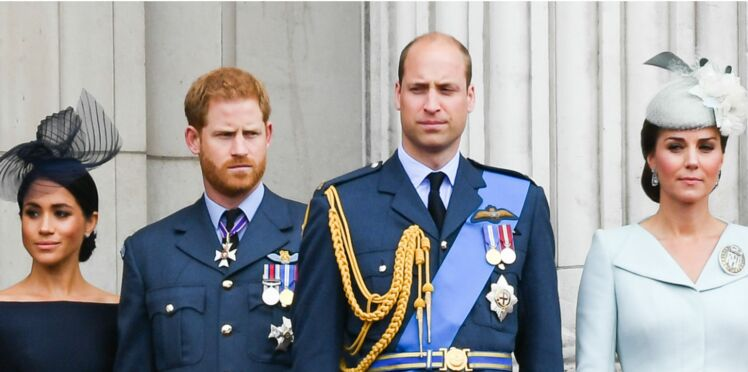 Kate Middleton et le prince William : pourquoi ils prennent leurs distances avec Harry et Meghan
