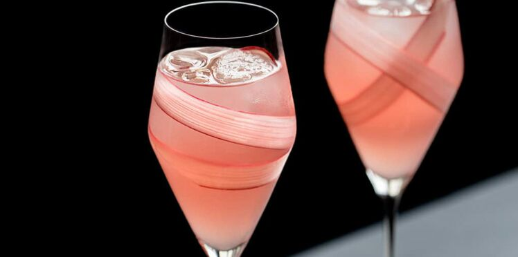 Cocktail Rosy Mary