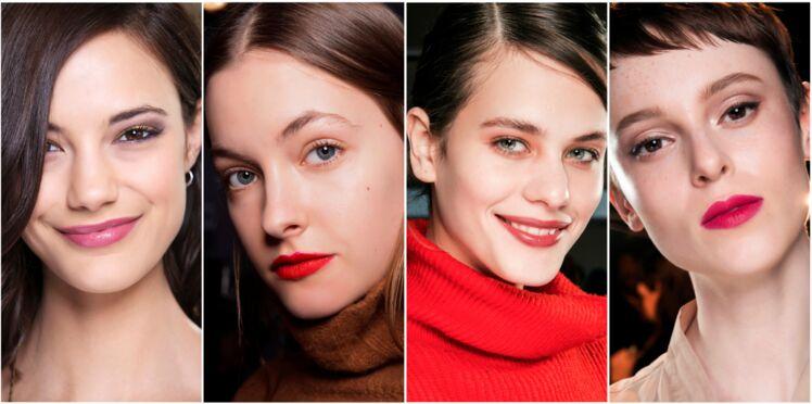 Peau claire : quel rouge à lèvres choisir ?