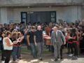 Vidéo - Obsèques d'Emiliano Sala : le dernier adieu déchirant des proches du footballeur