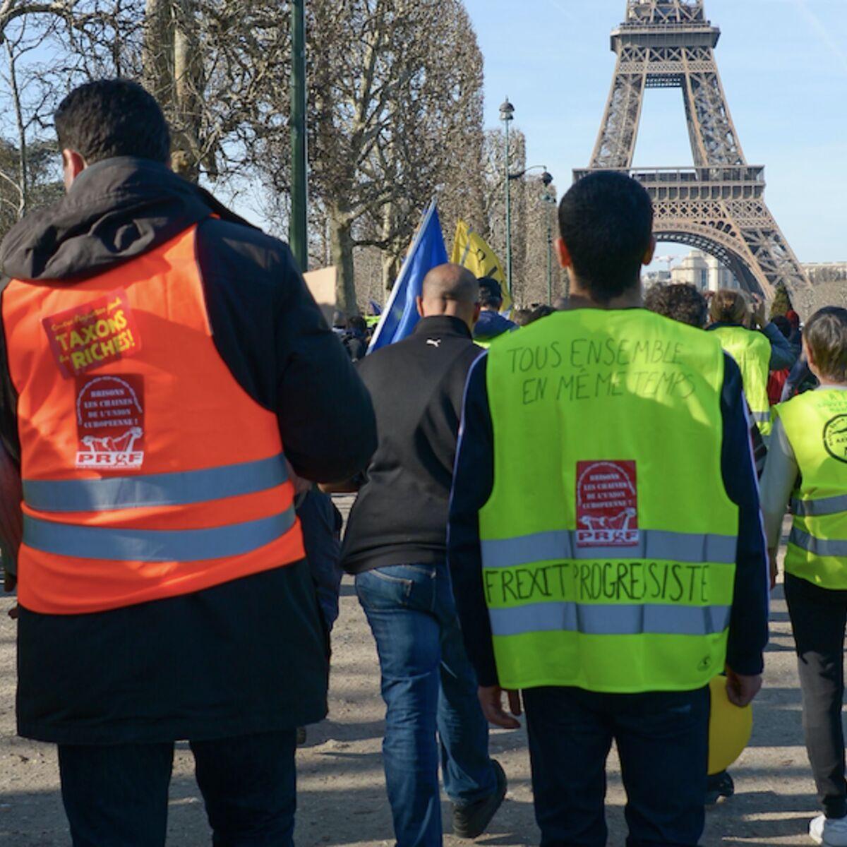 France: Les gilets jaunes ont leur site de rencontre - Le Matin