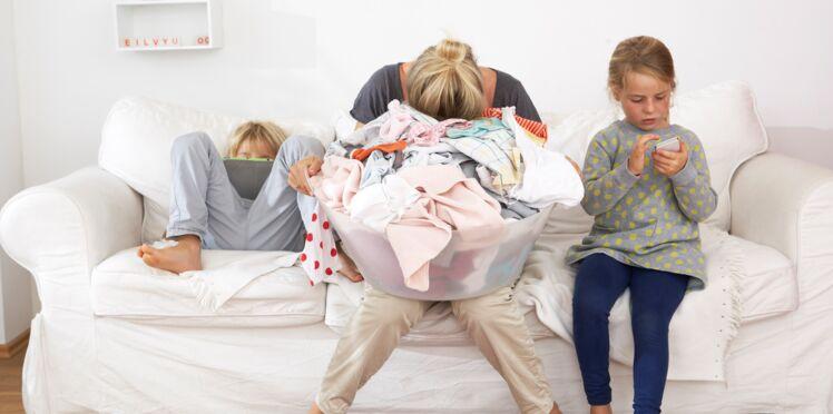 Conjoint ou enfants : qu'est-ce qui stresse le plus les femmes ?