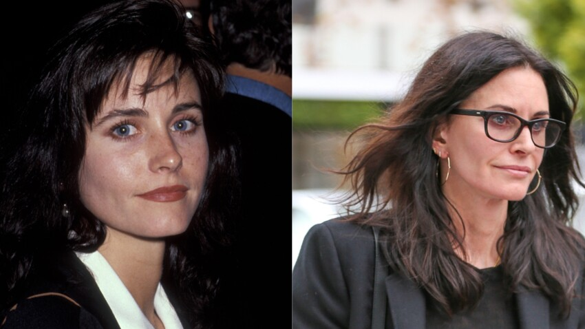 Photos - Courteney Cox, son évolution physique en images