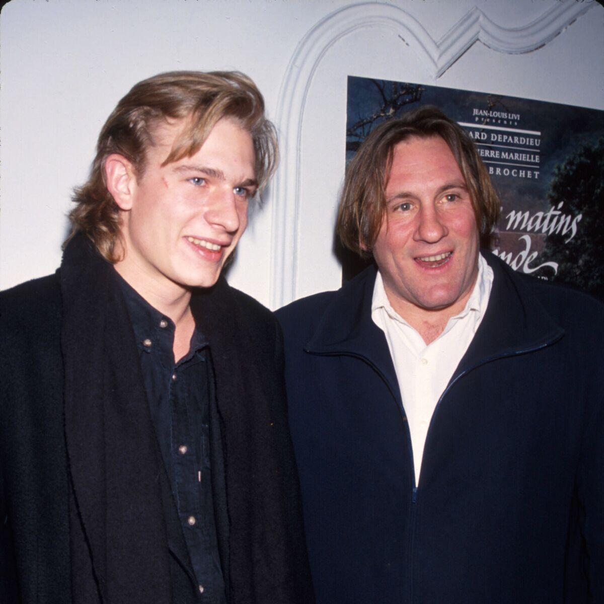 Gérard Depardieu : quand son fils, Guillaume Depardieu, le ...