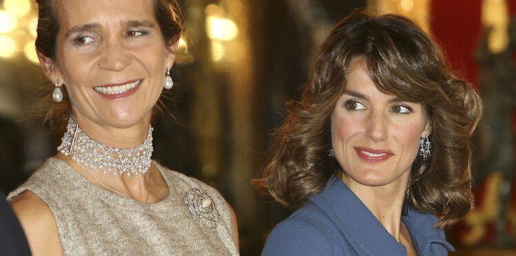 Letizia et Elena d'Espagne en conflit : insultes et reproches au palais de Zarzuela