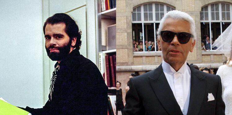 Photos - Mort de Karl Lagerfeld : les photos d'une vie dédiée à la mode