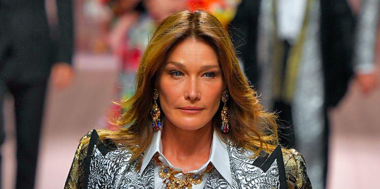 Carla Bruni : ces on-dit sur son mariage avec Nicolas Sarkozy qui l'ont beaucoup peinée