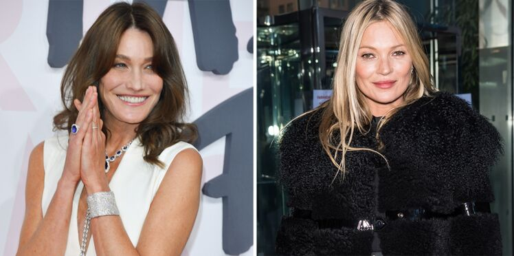 Carla Bruni-Sarkozy : ce vilain surnom dont l'a gratifiée Kate Moss