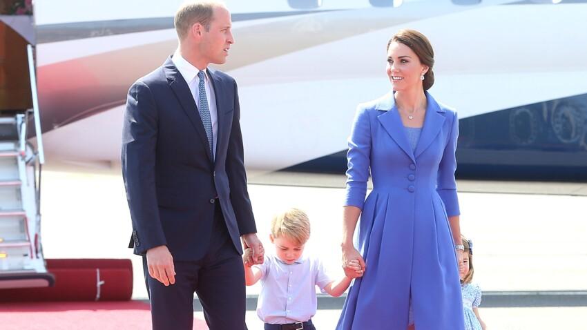 Le prince William et Kate Middleton : ce beau cadeau qu'ils ont offert à leur fils George