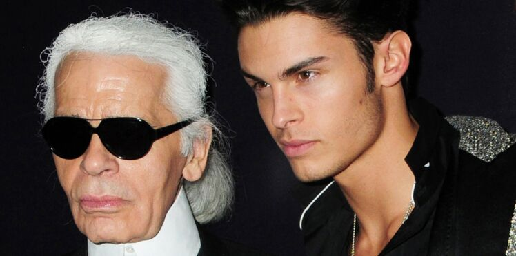 """Mort de Karl Lagerfeld : Baptiste Giabiconi, inconsolable, se confie sur la mort de son """"ange gardien"""""""