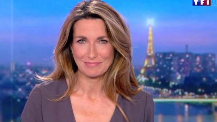 Anne-Claire Coudray : pourquoi ses tenues lui ont posé problème à son arrivée au JT de TF1