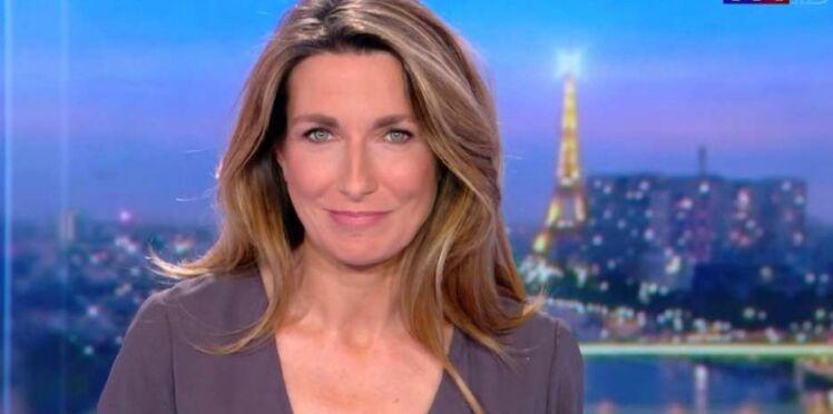 Anne-Claire Coudray : ce détail qui lui a posé problème à son arrivée au JT de TF1