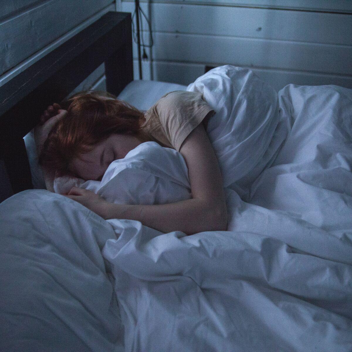 Je suis toujours fatiguée le matin, comment y remédier