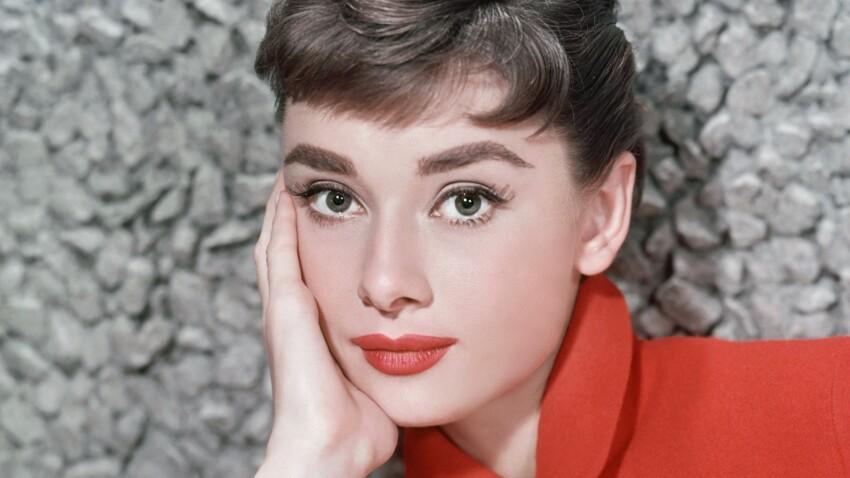 Audrey Hepburn, les secrets beauté d'une icône