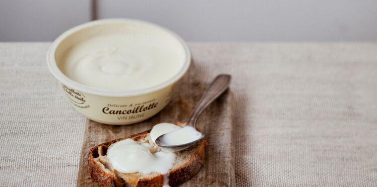 5 recettes faciles et gourmandes avec de la cancoillotte