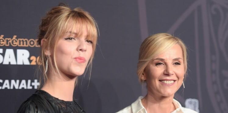 César 2019 : Laurence Ferrari et sa fille en duo élégant pour la cérémonie