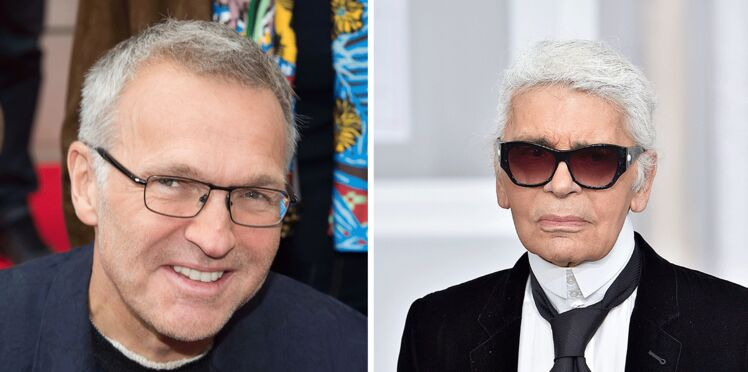 Laurent Ruquier rend hommage à Karl Lagerfeld en taclant les Gilets jaunes