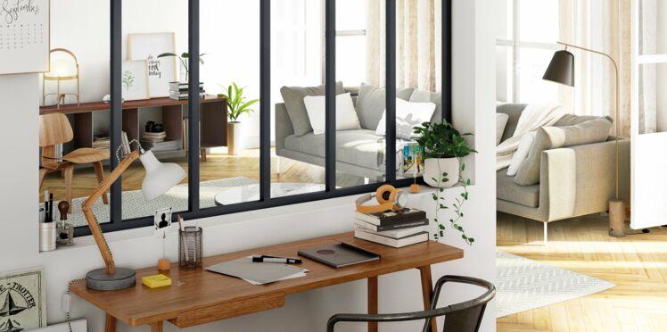 4 façons d'adopter la verrière pour créer une pièce en plus