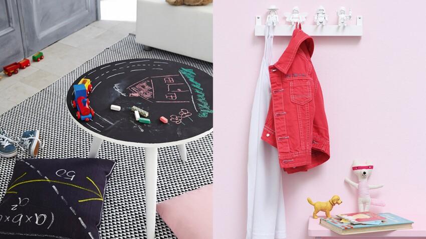 Chambre d'enfant : 3 idées déco faciles et pas chères pour l'aménager