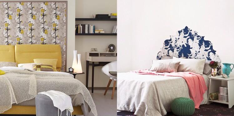 DIY déco de chambre : 6 idées pour fabriquer facilement une tête de lit