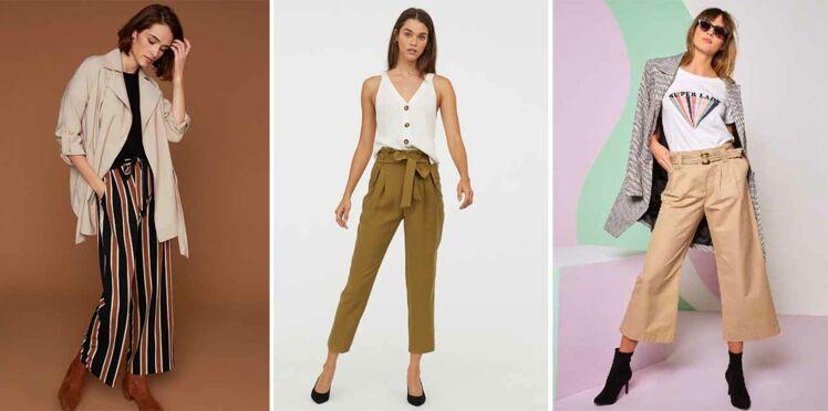 Pantalons : 20 modèles ultra-tendance pour une saison stylée