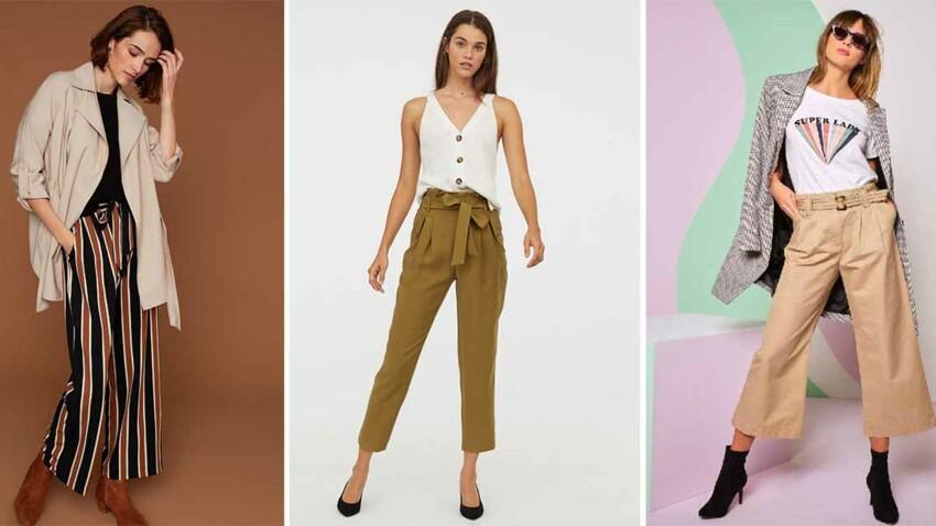 Pantalons : 20 modèles ultra-tendance pour