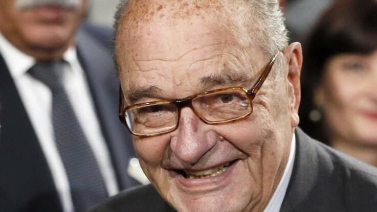 L'ancien président de la République Jacques Chirac, retiré de la vie publique, ne reconnaîtrait plus que cinq personnes