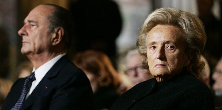 Bernadette Chirac : les conseils de sa belle-mère pour supporter l'infidélité de Jacques Chirac