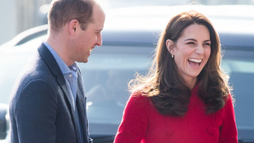 Photos - Des baskets de sport à la robe à paillettes : découvrez la folle journée de Kate Middleton !
