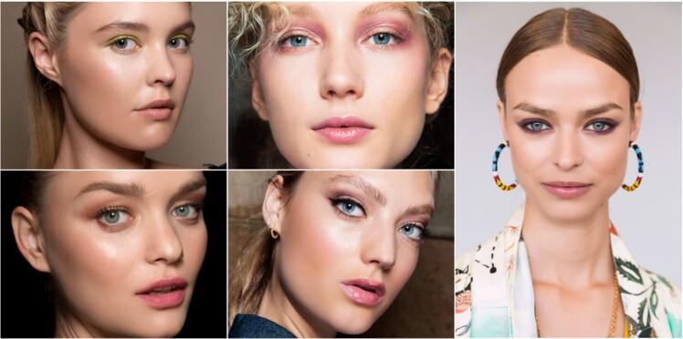 5 idées make-up pour les yeux bleus