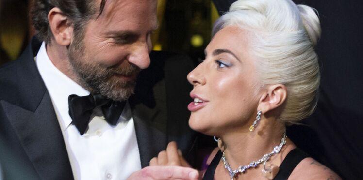 Lady Gaga et Bradley Cooper, amis ou amants ? La chanteuse répond