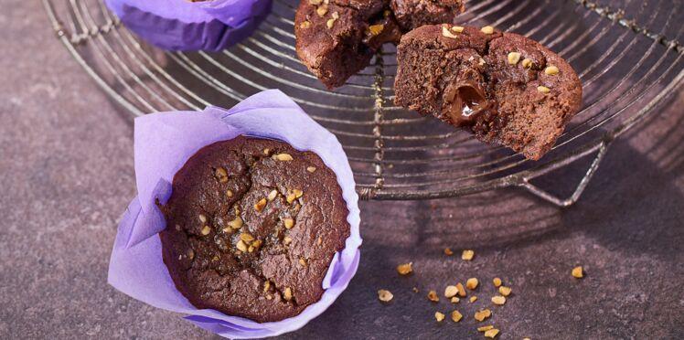 Moelleux au chocolat « healthy » sans beurre