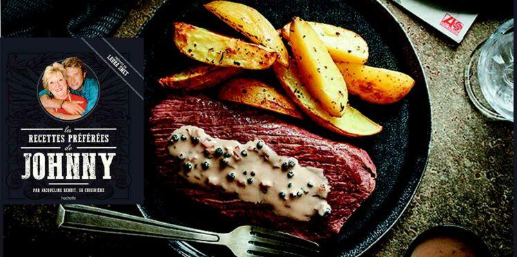 Steak au poivre de Johnny