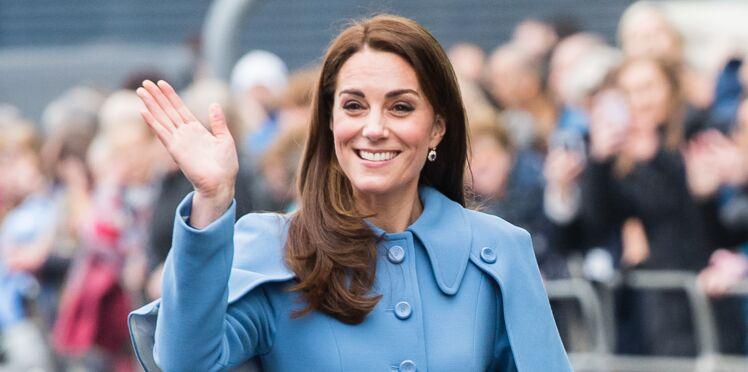 Kate Middleton, enceinte de son 4e enfant ? Elle répond