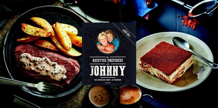 Johnny Hallyday : on cuisine ses recettes préférées