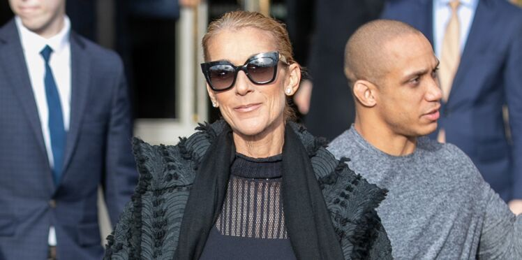 Céline Dion fait un retour mode fracassant et hyper flashy !
