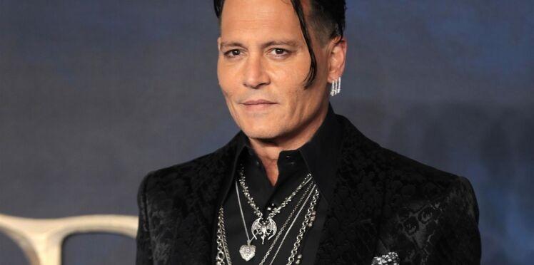 Pour soutenir sa fille Lily-Rose, Johnny Depp aurait assisté à la cérémonie des César incognito