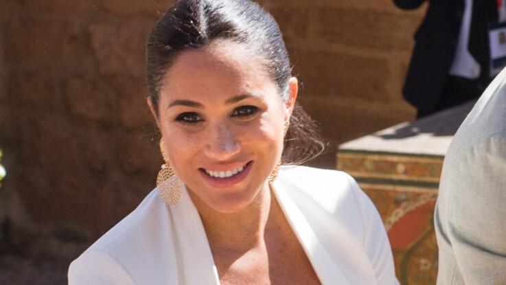 Meghan Markle aurait choisi de s'inspirer de Céline Dion et d'Angelina Jolie pour l'éducation de son futur enfant