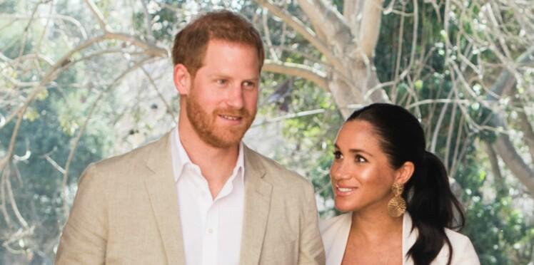 Meghan Markle et le prince Harry changent d'avis et prendront finalement une nounou après la naissance de leur enfant