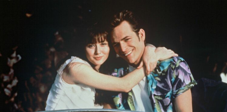Le message touchant de Shannen Doherty à Luke Perry après son AVC
